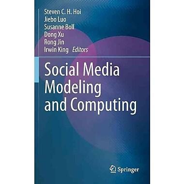 Social Media Modeling and Computing