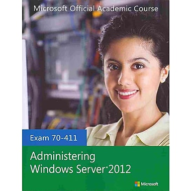 70-411 Administering Windows Server 2012 with Lab Manual Set