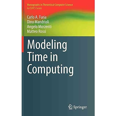 Modeling Time in Computing