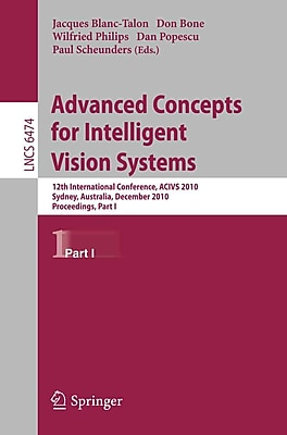 Advanced Concepts for Intelligent Vision Systems 12th International Conference