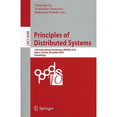 Principles of Distributed Systems 14th International Conference