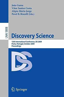 Discovery Science: 12th International Conference