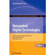 Networked Digital Technologies, Part II