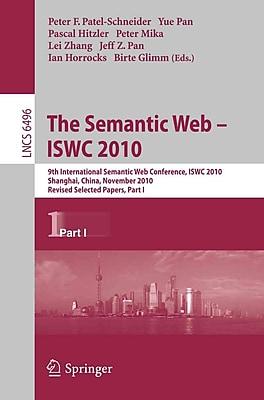 The Semantic Web - ISWC 2010