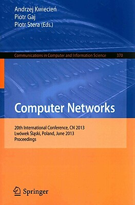 Computer Networks: 20th International Conference