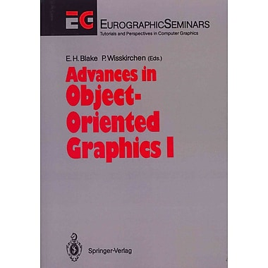 Advances in Object-Oriented Graphics I (Focus on Computer Graphics)