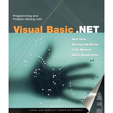Programming And Problem Solving With Visual Basic.NET