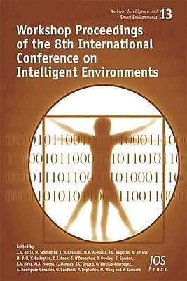 Workshop Proceedings of the 8th International Conference