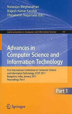 Advances in Computer Science and Information Technology (Paperback)