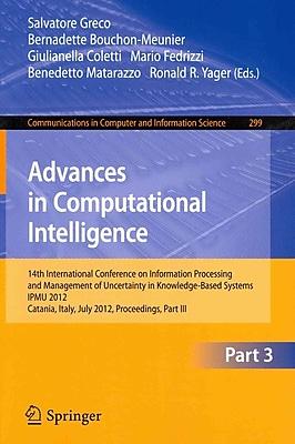 Advances in Computational Intelligence, Part III
