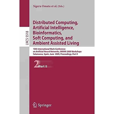 Distributed Computing, Artificial Intelligence, Bioinformatics
