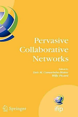 Pervasive Collaborative Networks: IFIP TC 5 WG 5.5 Ninth Working