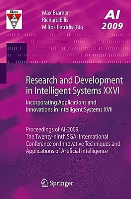 Research and Development in Intelligent Systems XXVI