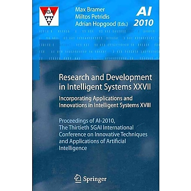 Research and Development in Intelligent Systems XXVII (Paperback)