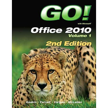 GO! with Office 2010, Used Book