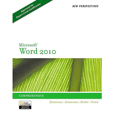 New Perspectives on Microsoft Word 2010: Comprehensive, Used Book