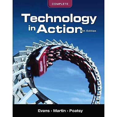 Technology In Action, Complete, Used Book