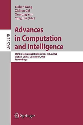 Advances in Computation and Intelligence.