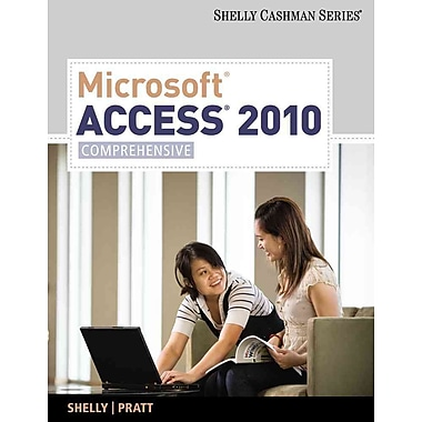 Microsoft Access 2010: Comprehensive, New Book