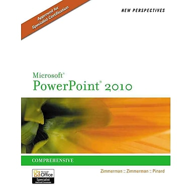 New Perspectives on Microsoft PowerPoint 2010, Comprehensive, Used Book