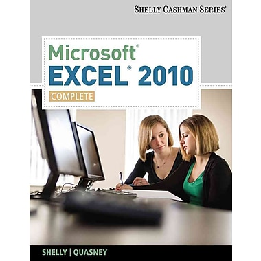 Microsoft Excel 2010: Complete, Used Book