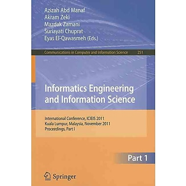 Informatics Engineering and Information Science