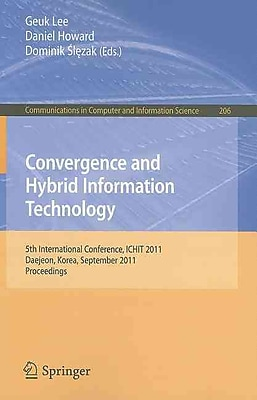 Convergence and Hybrid Information Technology (Paperback)