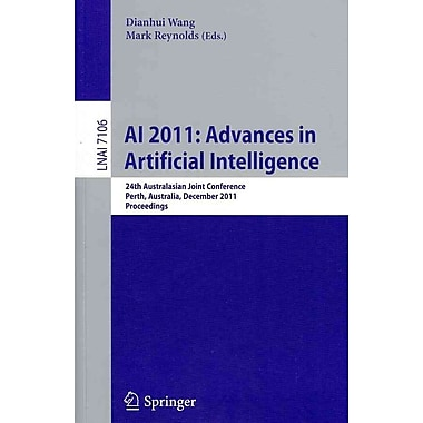 AI 2011: Advances in Artificial Intelligence