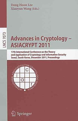 Advances in Cryptology -- ASIACRYPT 2011 1122423