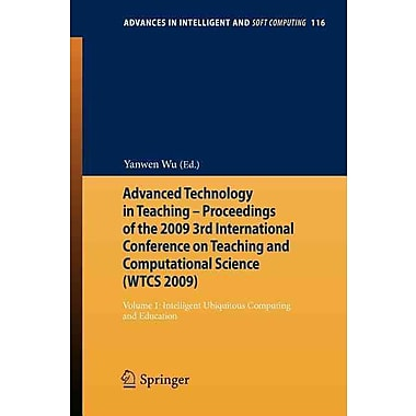 Advanced Technology in Teaching - Proceedings of the 2009