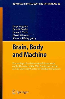 Brain, Body and Machine