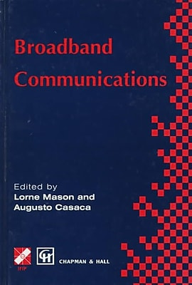 Broadband Communications (IFIP Advances in Information and Communication Technology)
