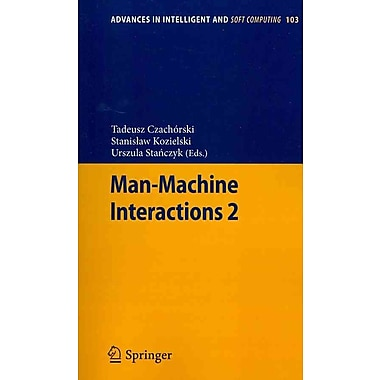 Man-Machine Interactions 2