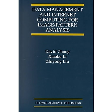 Data Management and Internet Computing for Image/Pattern Analysis