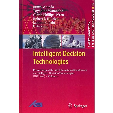 Intelligent Decision Technologies (Hardcover)