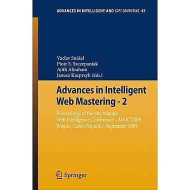 Advances in Intelligent Web Mastering - 2