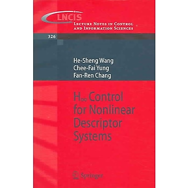 H-infinity Control for Nonlinear Descriptor Systems