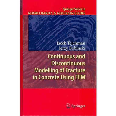 Continuous and Discontinuous Modeling of Fracture in Concrete Using FEM