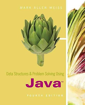 Data Structures and Problem Solving Using Java (4th International Edition)
