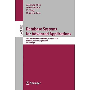 Database Systems for Advanced Applications (Lecture ... Applications, incl. Internet/Web, and HCI)