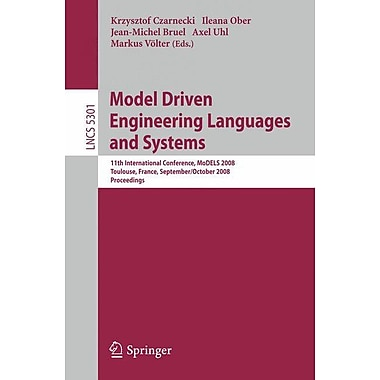 Model Driven Engineering Languages and Systems 11th International