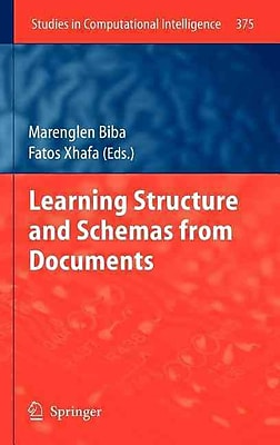 Learning Structure and Schemas from Documents (Studies in Computational Intelligence)