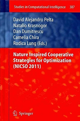 Nature Inspired Cooperative Strategies for Optimization
