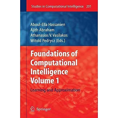 Foundations of Computational Intelligence