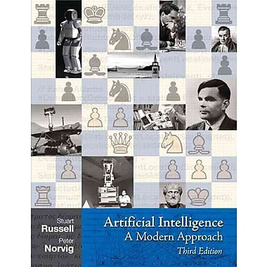 Artificial Intelligence Stuart Russell, Peter Norvig Hardcover
