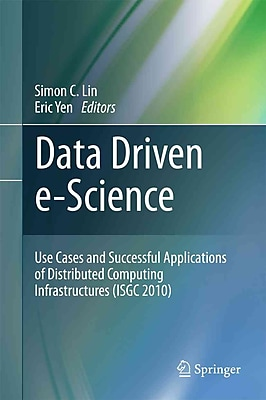 Data Driven e-Science