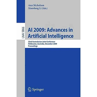 AI 2009: Advances in Artificial Intelligence