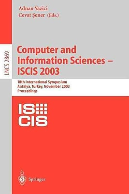 Computer and Information Sciences -- ISCIS 2003