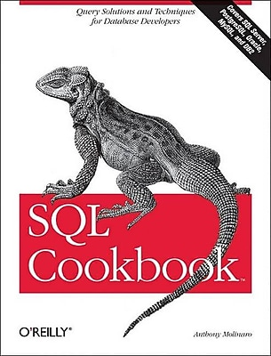 SQL Cookbook (Cookbooks (O'Reilly))