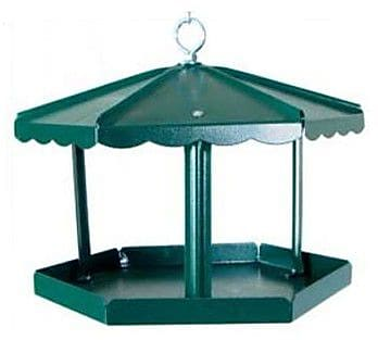 Homestead Fly Thru Gazebo Tray Bird Feeder (WYF078276273253) photo